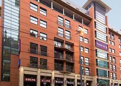 Premier Inn Bishopsgate, Manchester