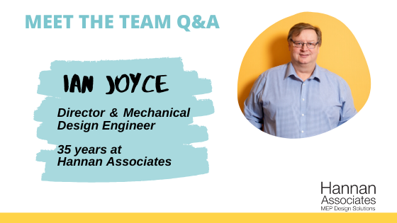 Meet the Team Q&A: Ian Joyce