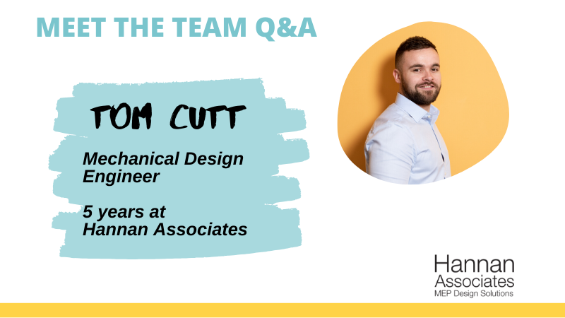 Meet the Team Q&A: Tom Cutt