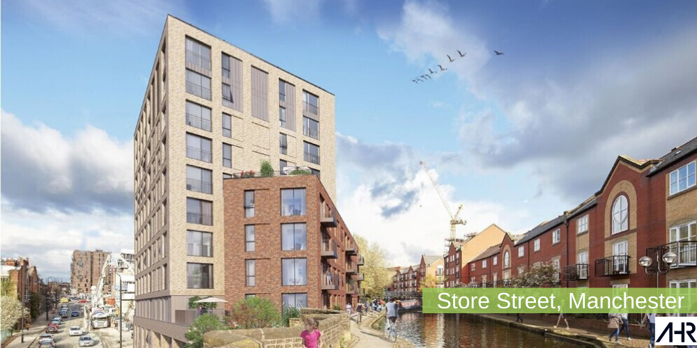 Planning Submitted for Store Street Manchester