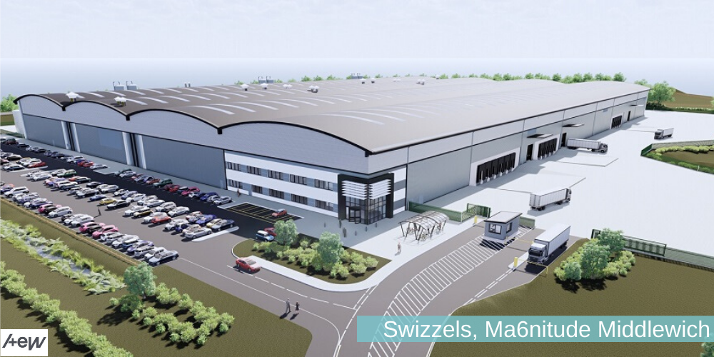 Planning Submitted for Swizzels at Ma6nitude
