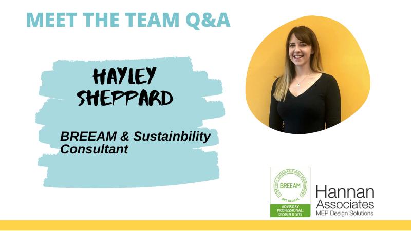 Meet the Team Q&A: Hayley Sheppard