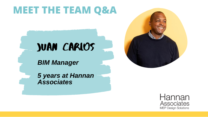 Meet the Team Q&A: Juan Carlos