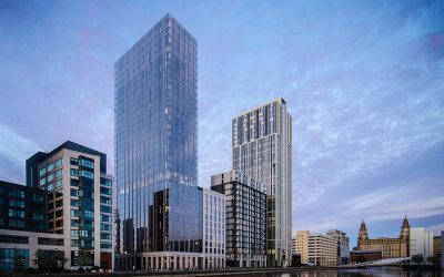 New Project: Patagonia Place, Liverpool Waters