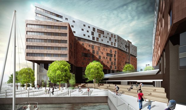 Brunswick Quay Planning Approved