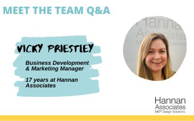 Meet the Team Q&A: Vicky Priestley