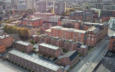 Valette Square Homes Now Complete