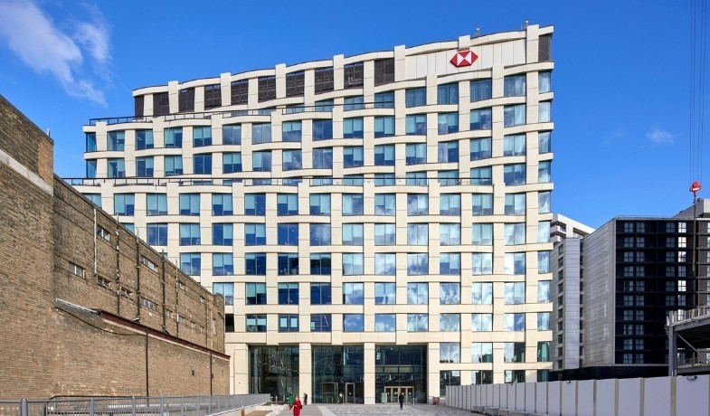 HSBC UK, 1 Centenary Square, Arena Central Birmingham