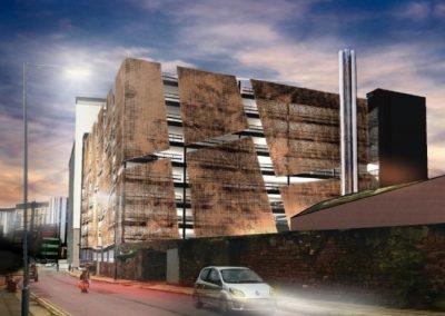 Paddington Village MSCP, Liverpool