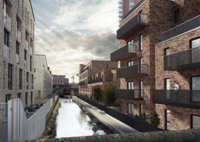 Islington Wharf Phase 3, Manchester