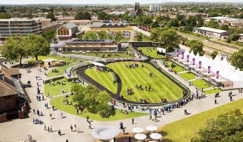 Newbury Racecourse Redevelopment
