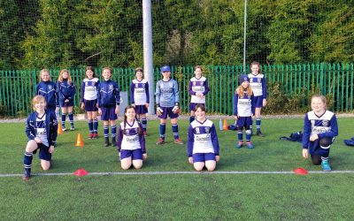Supporting Girls Football in Stockport